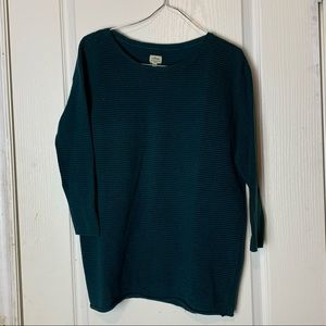 Aritzia Wilfred Green Sweater